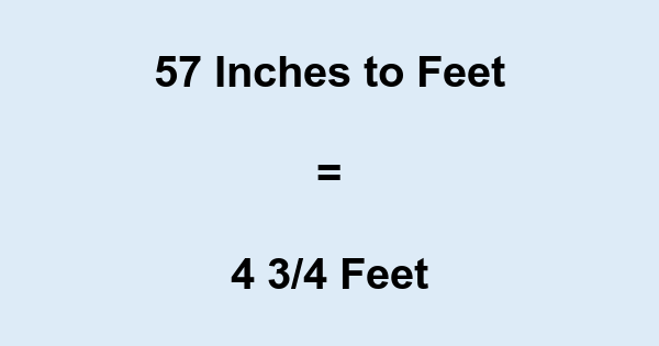 Feet and inches height Height Conversion