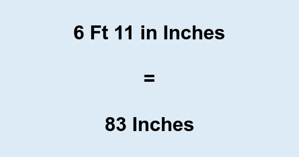 Inches In Inches